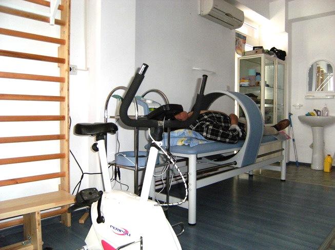Balneofiziokinetoterapie