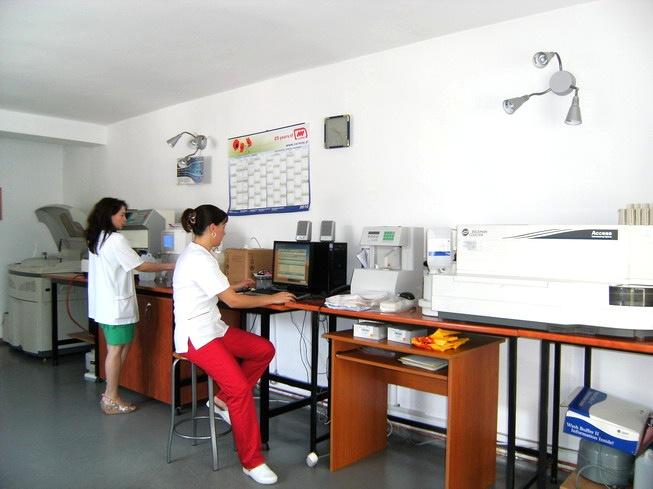 Laborator biochimie hematologie coagulare imunologie
