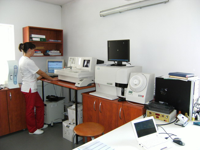 Laborator biochimie hematologie coagulare imunologie 2